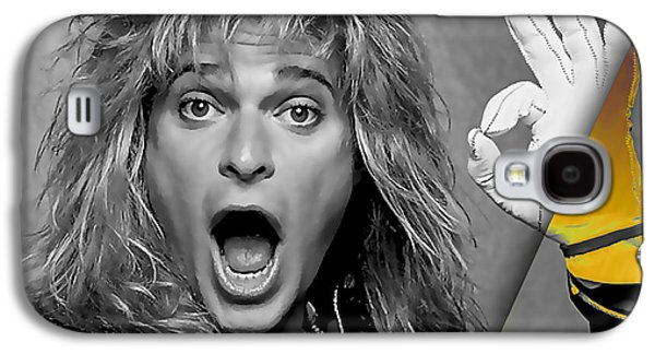 David Lee Roth Collection Galaxy S4 Case by Marvin Blaine