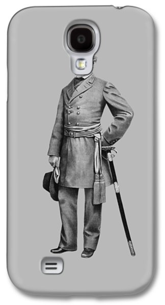 General Robert E Lee Galaxy S4 Case by War Is Hell Store