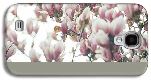 Magnolia Galaxy S4 Case by Jelena Jovanovic