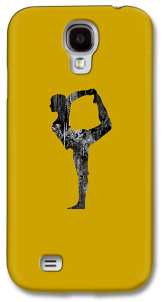 Yoga Collection Galaxy S4 Case by Marvin Blaine