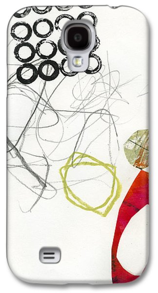 Drawing Paintings Galaxy S4 Cases - 76/100 Galaxy S4 Case by Jane Davies