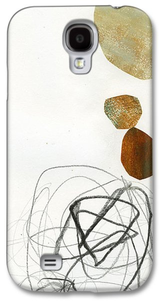 Drawing Galaxy S4 Cases - 78/100 Galaxy S4 Case by Jane Davies
