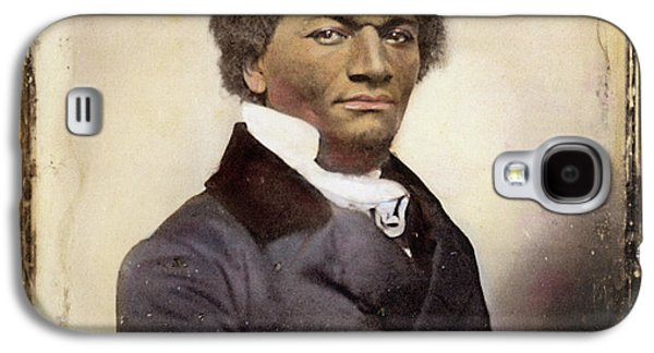 Abolition Photographs Galaxy S4 Cases - Frederick Douglass Galaxy S4 Case by Granger