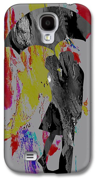 iLove Collection Galaxy S4 Case by Marvin Blaine