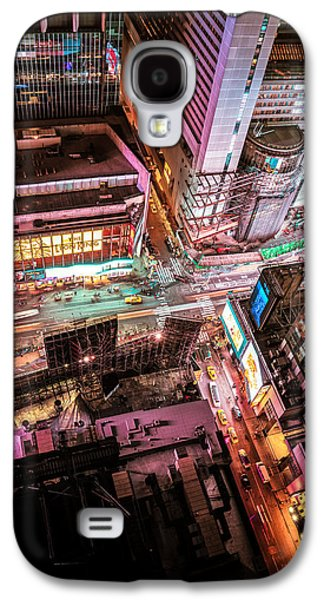 New York City Galaxy S4 Case by Vivienne Gucwa