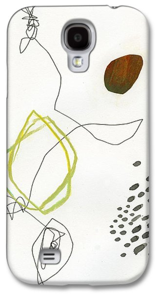 Drawing Galaxy S4 Cases - 82/100 Galaxy S4 Case by Jane Davies