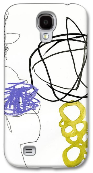 Drawing Paintings Galaxy S4 Cases - 84/100 Galaxy S4 Case by Jane Davies