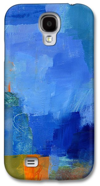 Abstract Canvas Galaxy S4 Cases - 88/100 Galaxy S4 Case by Jane Davies