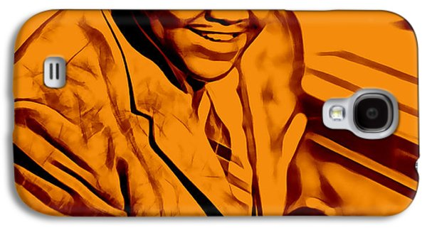 Fats Domino Collection Galaxy S4 Case by Marvin Blaine