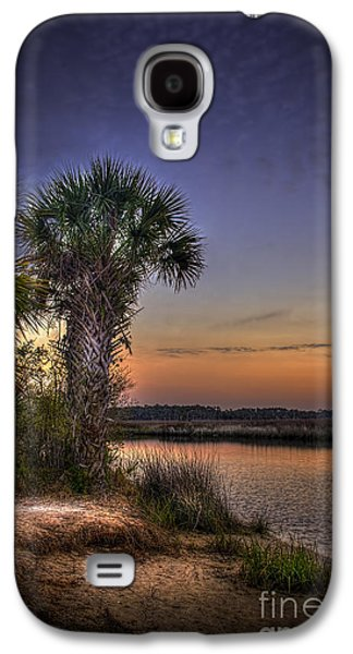 Tranquil Photographs Galaxy S4 Cases - A Calm Reality Galaxy S4 Case by Marvin Spates