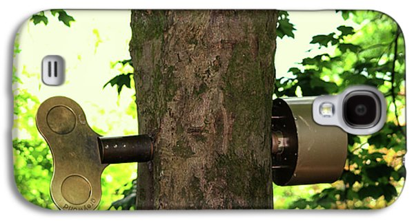 A Clockwork Forest Galaxy S4 Case by Martin Newman