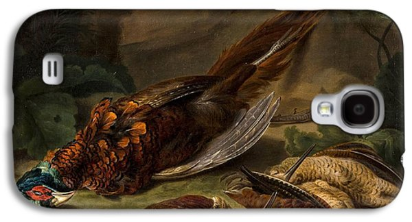 A Dead Pheasant Galaxy S4 Case by Stephen Elmer