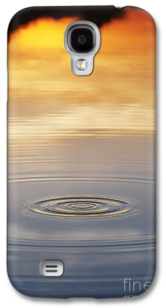Reflecting Water Galaxy S4 Cases - A Drop in the Ocean  Galaxy S4 Case by Tim Gainey