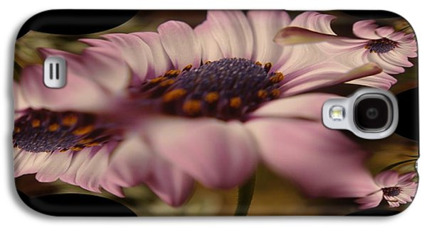 Abstract Digital Photographs Galaxy S4 Cases - A Fractual Flower Galaxy S4 Case by Jeff  Swan