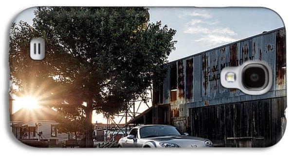 Windmill Galaxy S4 Cases - Little Drop of Sunshine Galaxy S4 Case by Douglas Pittman