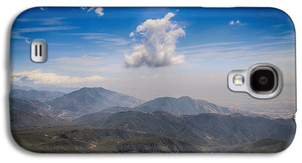 Mountain View Galaxy S4 Cases - A Million Miles With You Galaxy S4 Case by Laurie Search