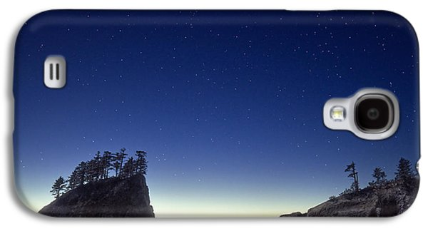 A Night For Stargazing Galaxy S4 Case by William Lee