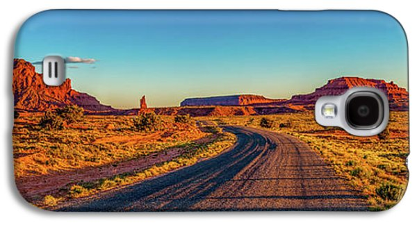 A Road Less Travelled Galaxy S4 Case by Az Jackson