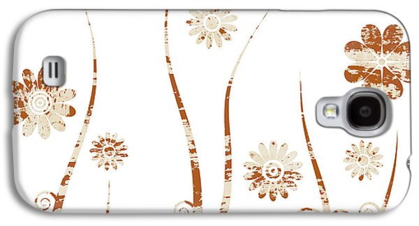 Botanical Galaxy S4 Cases - A shabby meadow Galaxy S4 Case by Frank Tschakert