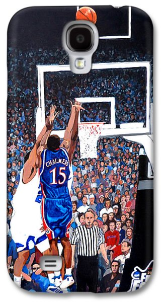 A Shot To Remember - 2008 National Champions Galaxy S4 Case by Tom Roderick