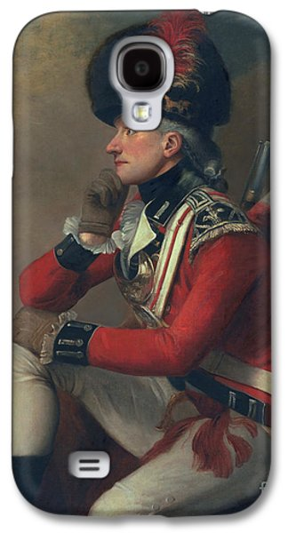 A Soldier Called Major John Andre Galaxy S4 Case by English School