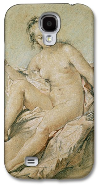 Nudes Pastels Galaxy S4 Cases - A study of Venus Galaxy S4 Case by Francois Boucher