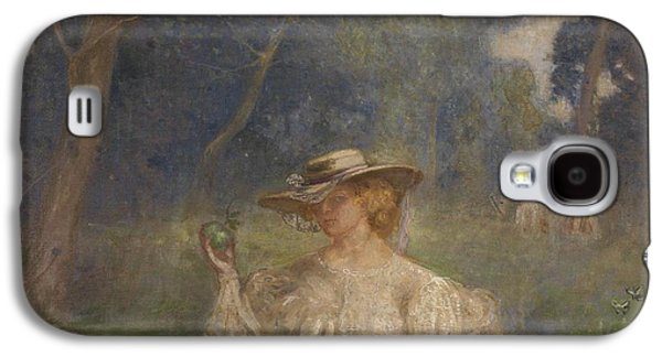 A Summer Afternoon The Green Apple  Galaxy S4 Case by MotionAge Designs