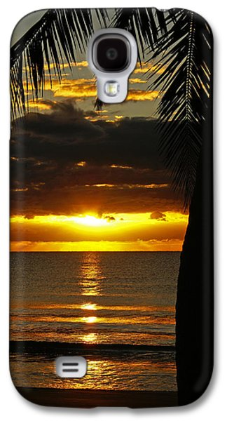 Holly Kempe Galaxy S4 Cases - A Touch of Paradise Galaxy S4 Case by Holly Kempe
