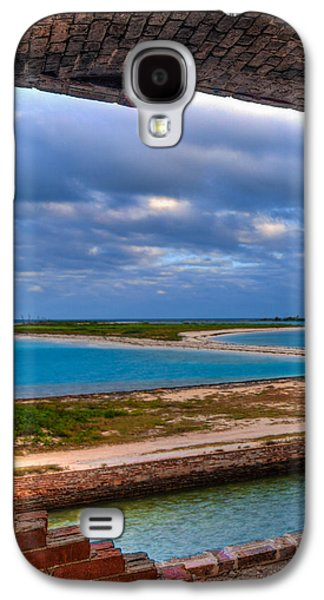 A View From Fort Jefferson Galaxy S4 Case by Andres Leon