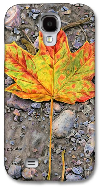 Mud Season Galaxy S4 Cases - A Walk Through The Woods Galaxy S4 Case by Sarah Batalka