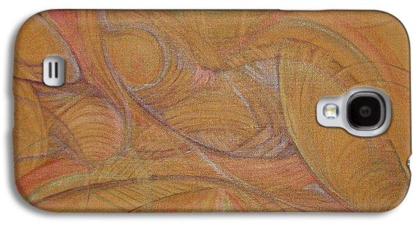 Dreamscape Galaxy S4 Cases - Abalone Galaxy S4 Case by Caroline Czelatko