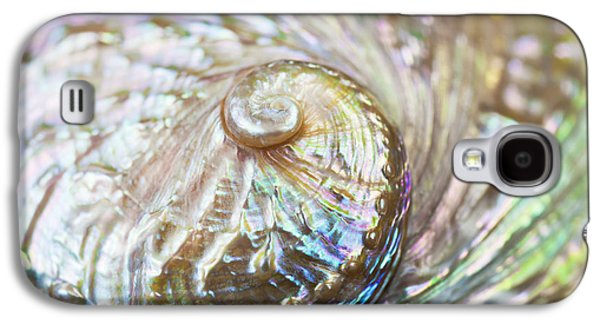 Genus Galaxy S4 Cases - Abalone Shell Close-up Galaxy S4 Case by Bill Brennan - Printscapes