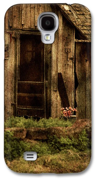 Screen Doors Galaxy S4 Cases - Abandoned Galaxy S4 Case by Bonnie Bruno
