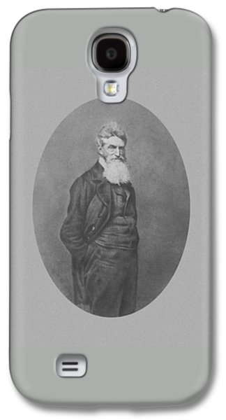 Slavery Galaxy S4 Cases - Abolitionist John Brown Galaxy S4 Case by War Is Hell Store