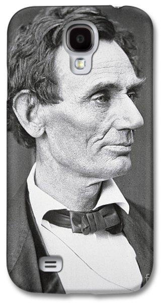 Abraham Lincoln Galaxy S4 Case by Alexander Hesler