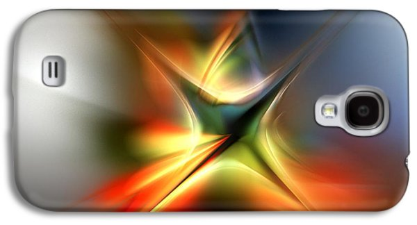 Recently Sold -  - Abstract Digital Galaxy S4 Cases - Abstract 060310A Galaxy S4 Case by David Lane