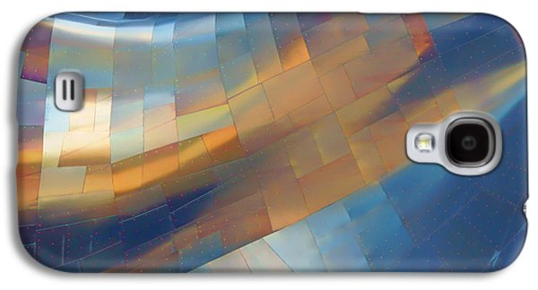 Abstracted Galaxy S4 Cases - Abstract #1 - EMP - Seattle Galaxy S4 Case by Nikolyn McDonald