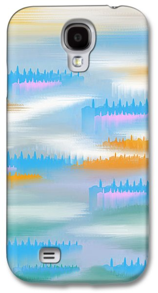 Abstract 17 Galaxy S4 Case by Art Spectrum