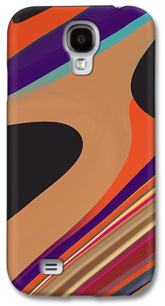 Abstract Movement Galaxy S4 Cases - Abstract 2 Galaxy S4 Case by Sheela Ajith