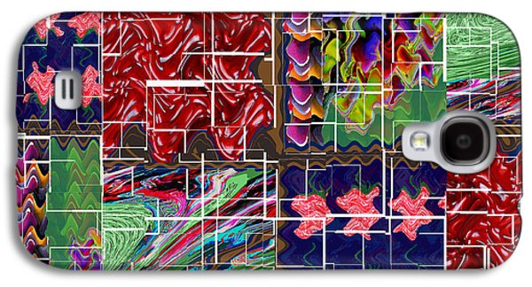 Business Galaxy S4 Cases - Abstract art  Holy Grail Fruitopedia Please check out more signature graphics from Navin Joshi Galaxy S4 Case by Navin Joshi