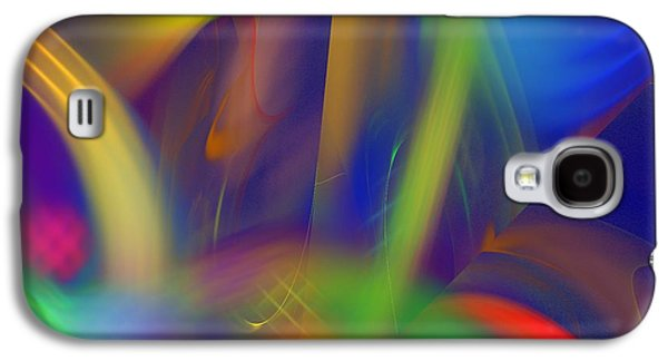 Business Galaxy S4 Cases - Abstract Art Image #1411081 Galaxy S4 Case by Xiaokuan Ren