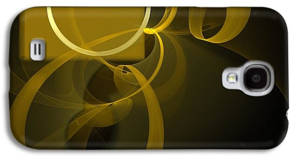Business Galaxy S4 Cases - Abstract Art Image #1411122 Galaxy S4 Case by Xiaokuan Ren