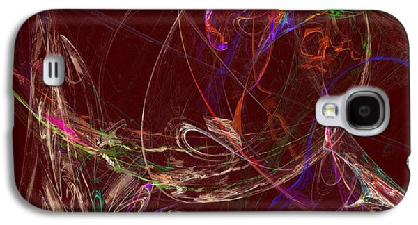 Business Galaxy S4 Cases - Abstract Art Image #1411124 Galaxy S4 Case by Xiaokuan Ren