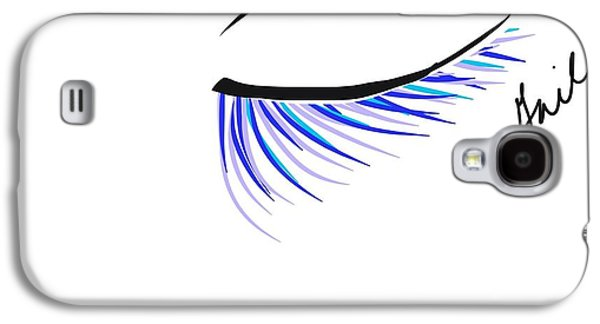 Abstract Digital Drawings Galaxy S4 Cases - Abstract beauty  Galaxy S4 Case by Gail Nandlal