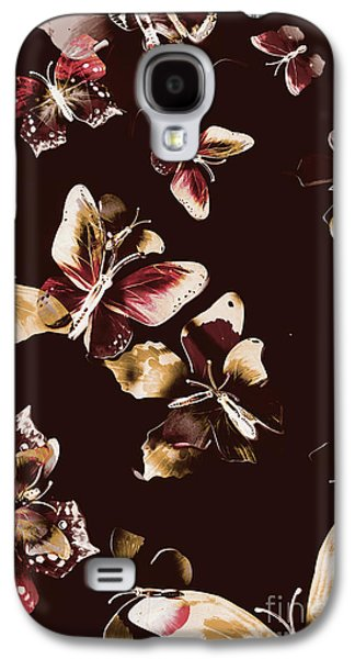 Abstract Butterfly Fine Art Galaxy S4 Case by Jorgo Photography - Wall Art Gallery