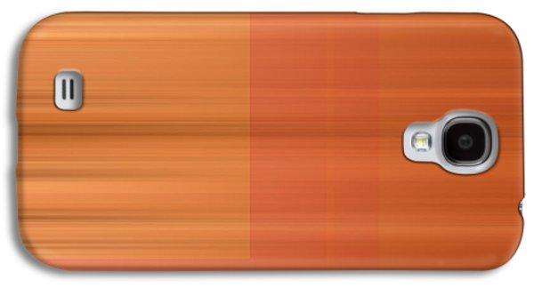 Abstract Textures Galaxy S4 Case by Leland D Howard