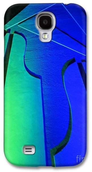Green Reliefs Galaxy S4 Cases - Abstract Two Galaxy S4 Case by John Malone