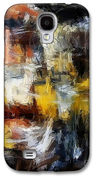 Abstract Forms Galaxy S4 Cases - Abstraction 1845 Galaxy S4 Case by Marek Lutek