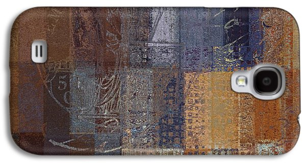 Abstracts Galaxy S4 Cases - Abstractionnel - vc2j-043121140b Galaxy S4 Case by Variance Collections