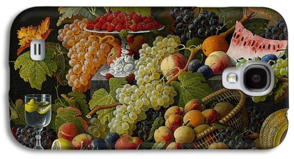 Abundant Fruit Galaxy S4 Case by Severin Roesen